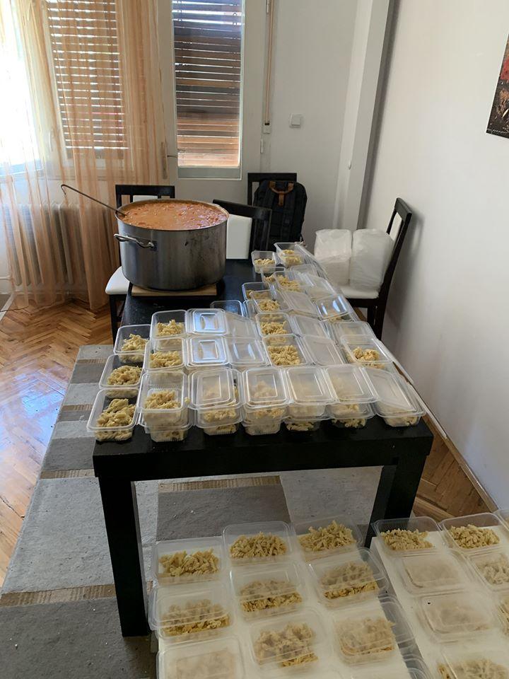 Solidarna kuhinja obroci